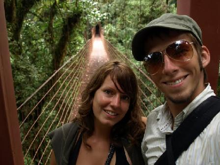 Im Wolkenwald von Costa Rica