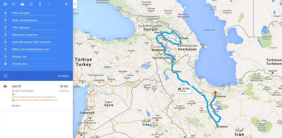 Source: Google Maps - http://maps.google.de/